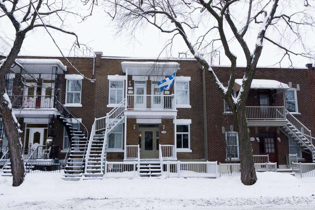 Duplex de Villeray - Montréal, Québec, Canada-10