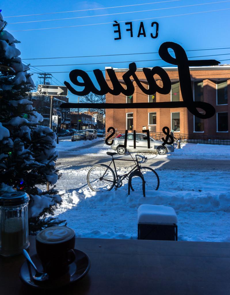Café Larue à Villeray - Montréal, Québec, Canada-2