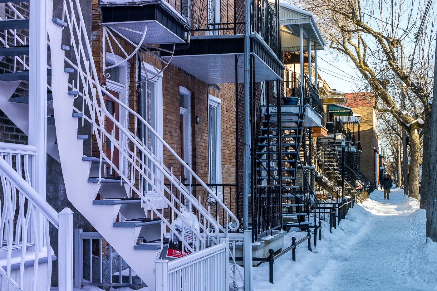 Rue de Villeray, Montréal
