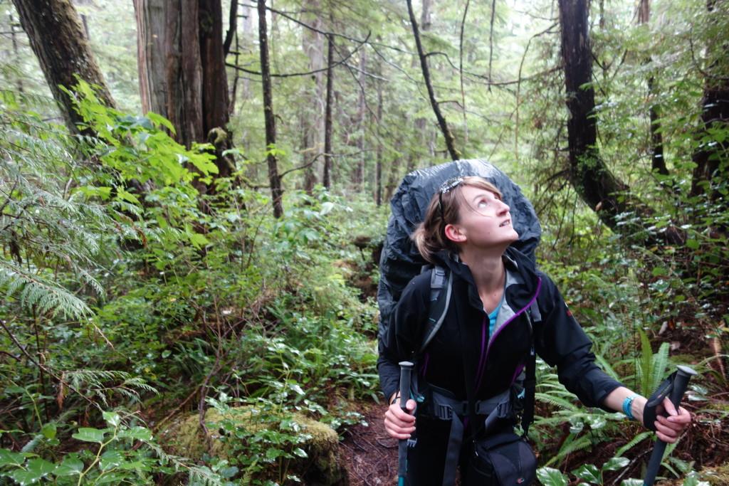 Frédérique Sauvée - North Coast Trail, BC - Ulysse
