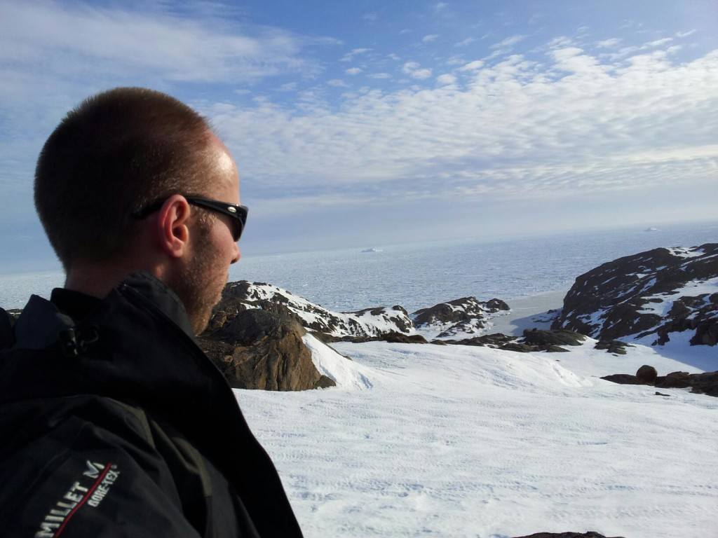 François au Groenland