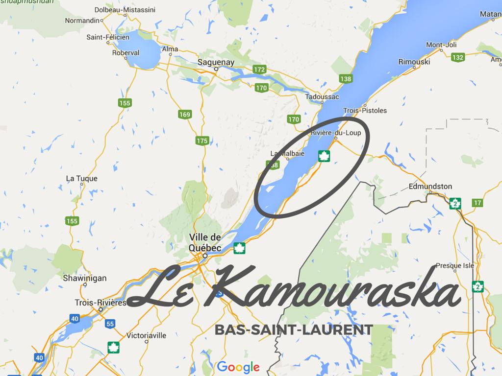Le Kamouraska