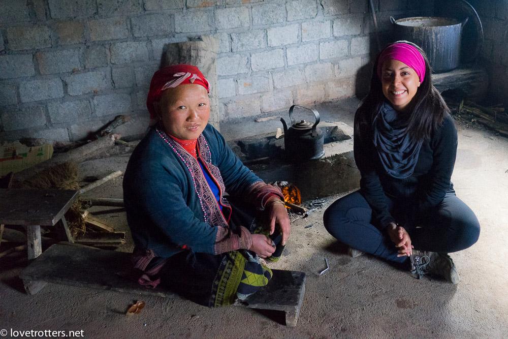 Lovetrotters à Sapa au Vietnam