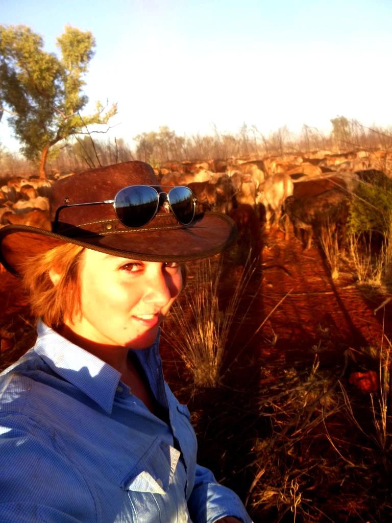Madame Bougeotte dans l'Outback australien pour économiser