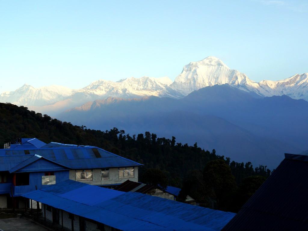 Nepal - Anapurna - NOWMADZ