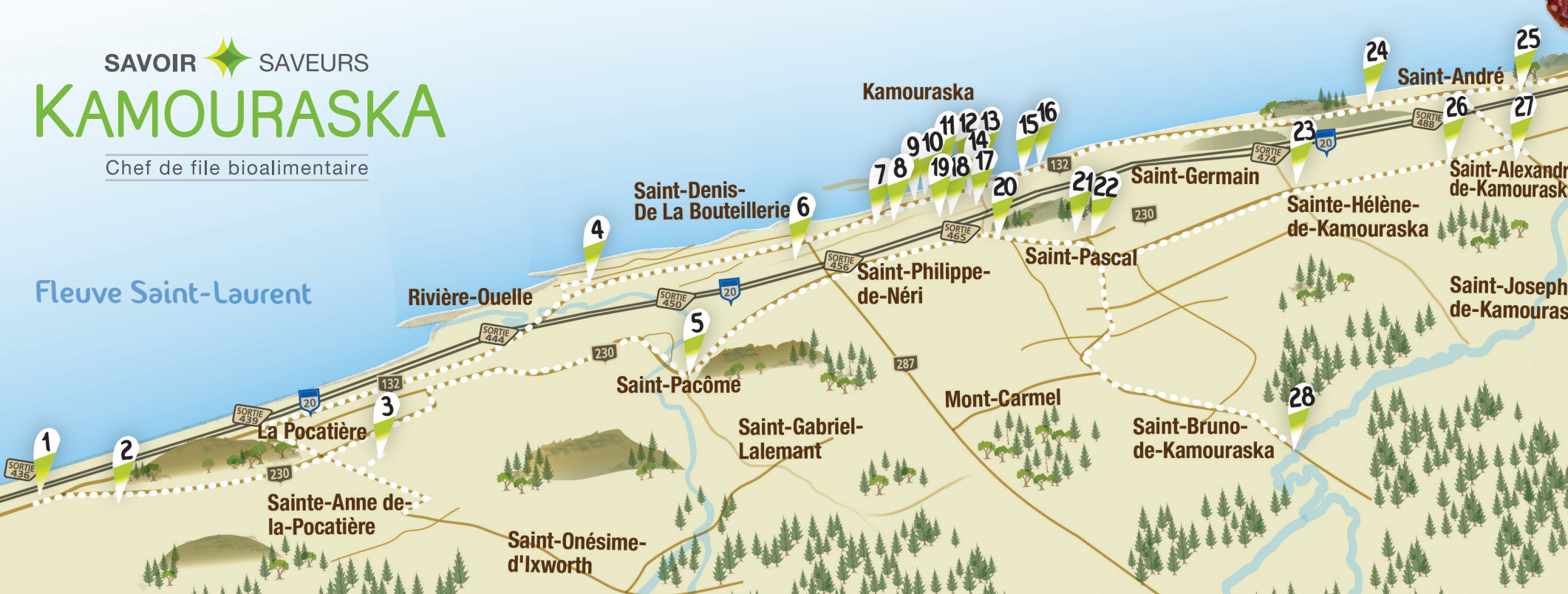 Region_Kamouraska