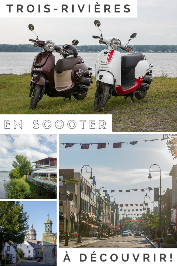 Scooter TR