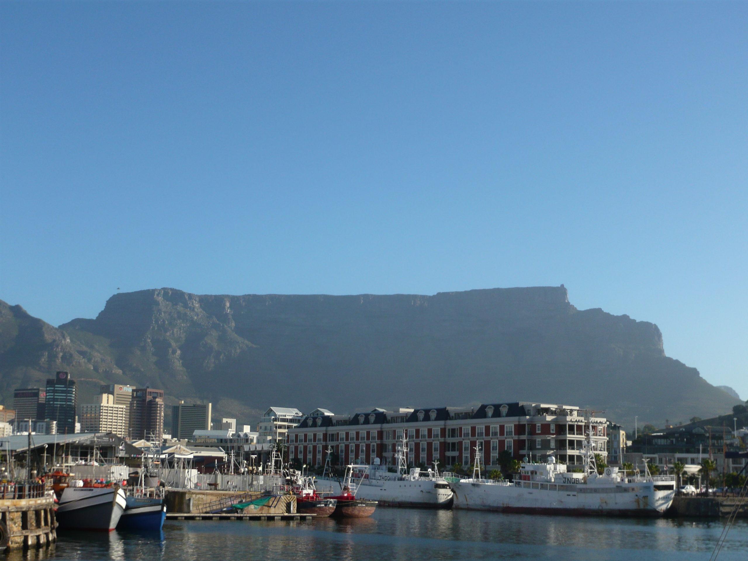 Voyage à Capetown en Afrique du Sud - Julien Legrand
