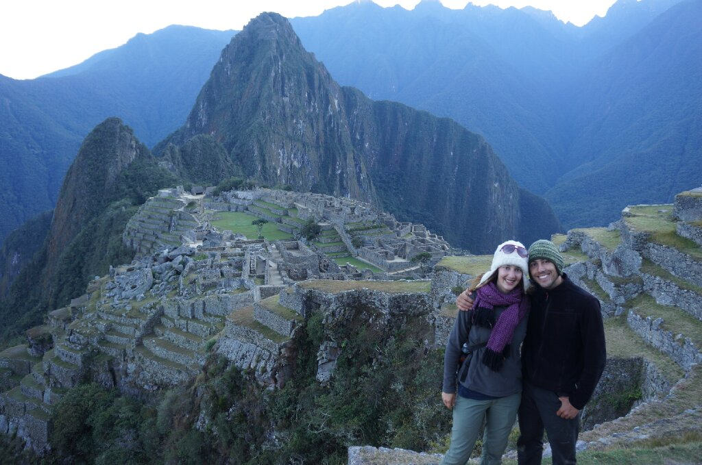 Machu Picchu Novo Monde