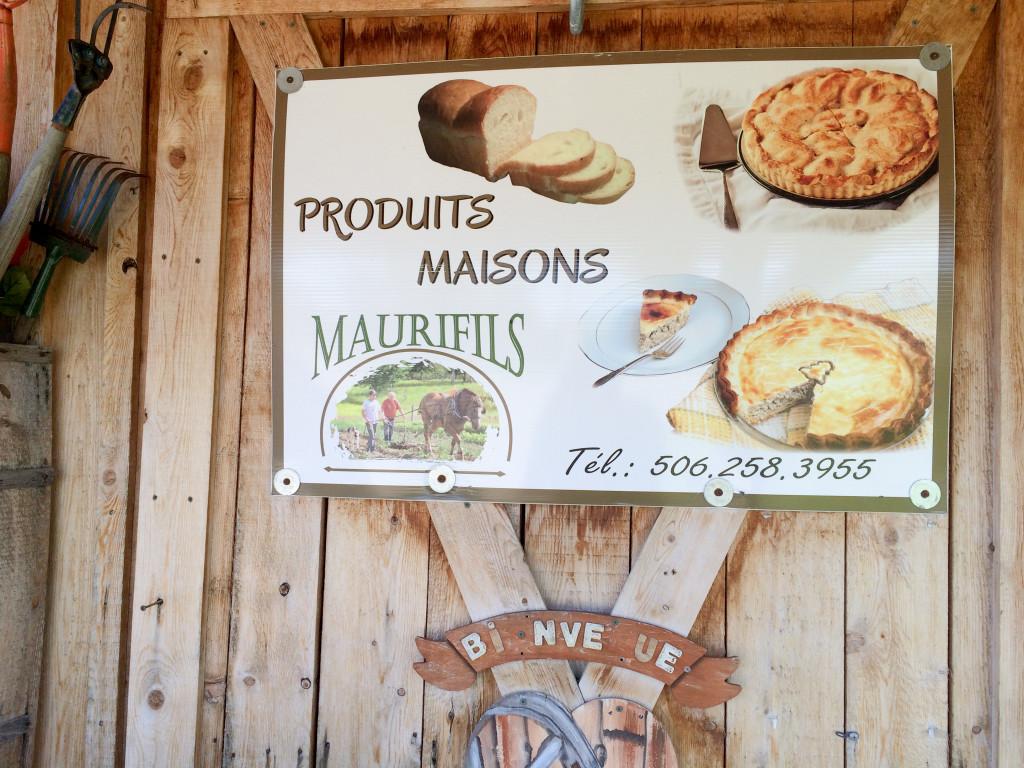 Affiche du kiosque Maurifils