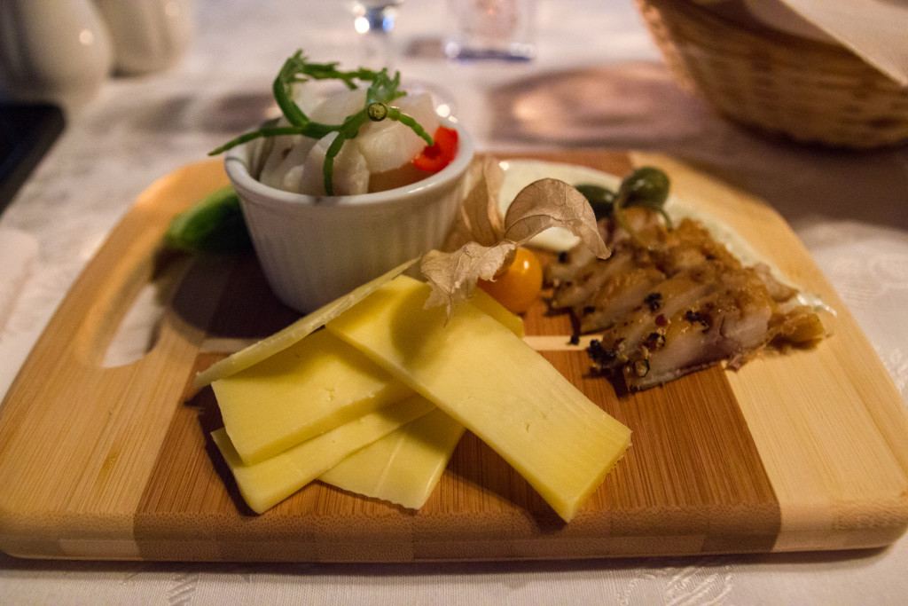 Auberge Marie Blanc - Produits du terroir