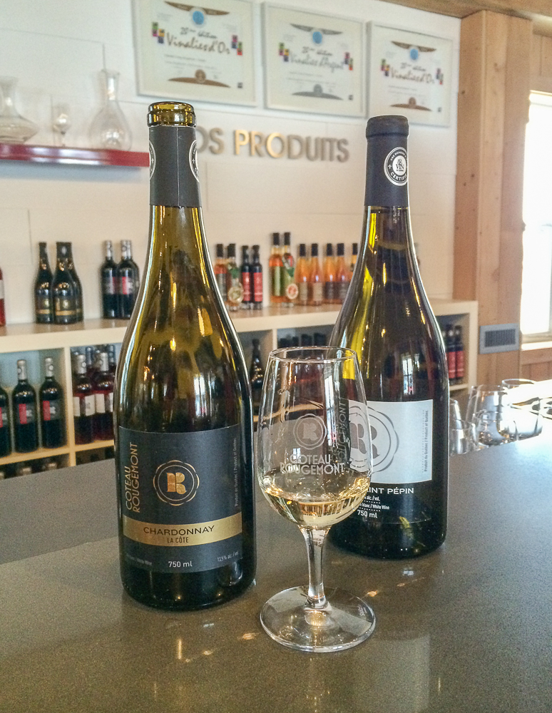 Chardonnay - Coteau Rougement