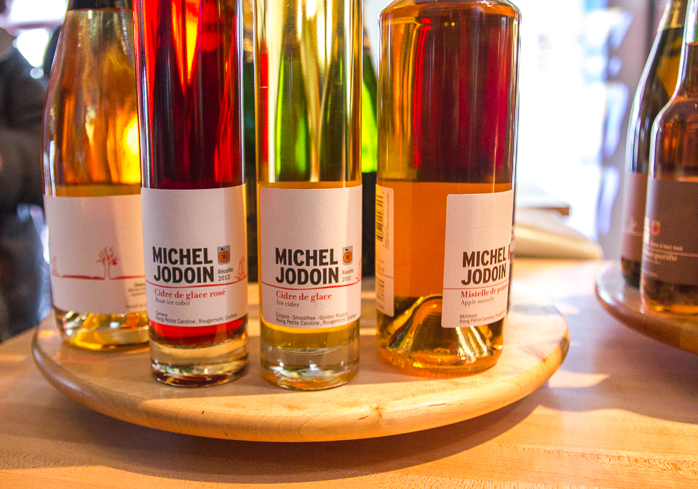 Cidre de glace - Monteregie - Michel Jodoin
