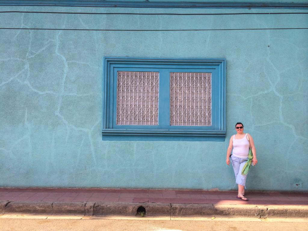 Anne de Montreal Addicts dans les rues de Granada