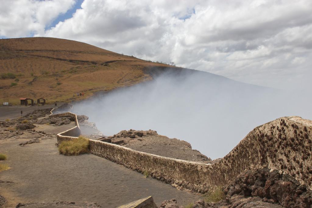 Au sommet - Masaya - Nicaragua