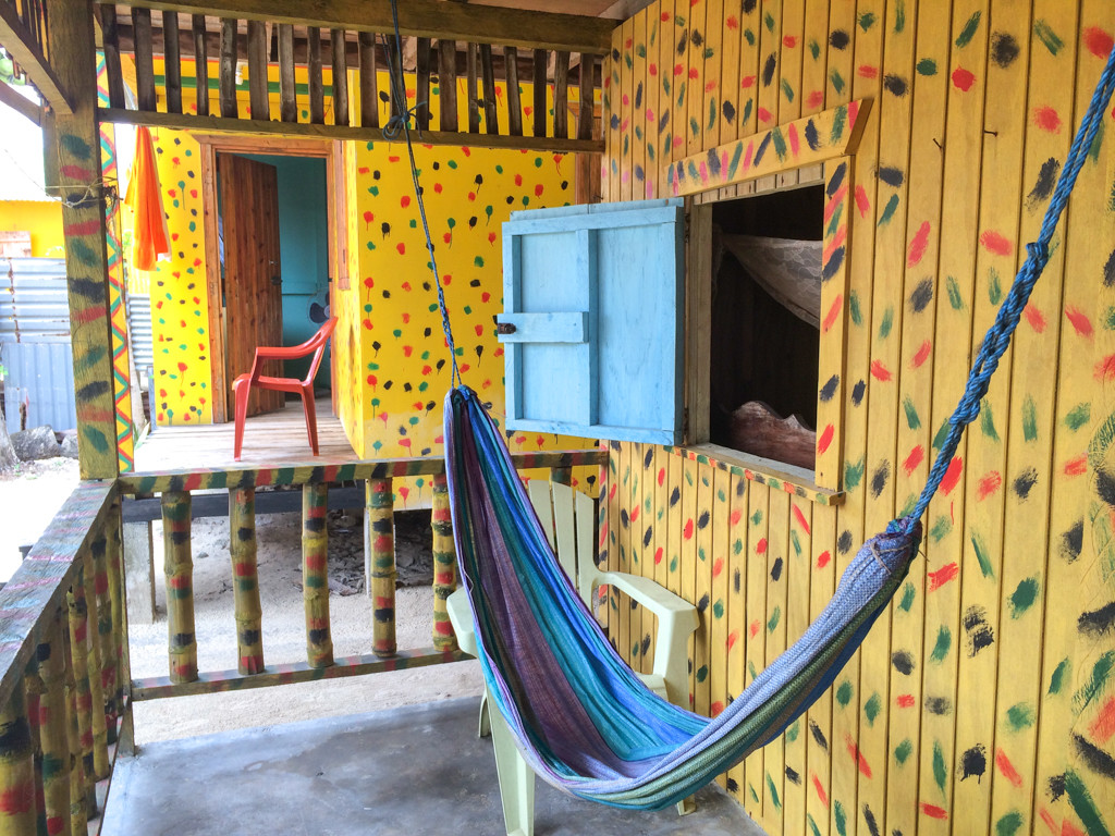 Balcon hamac - Little Corn Island–Coolspot Graces Place