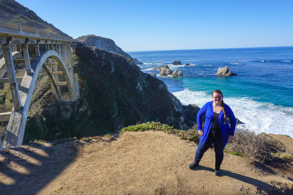 Big Sur - Bixby Bridge - Californie