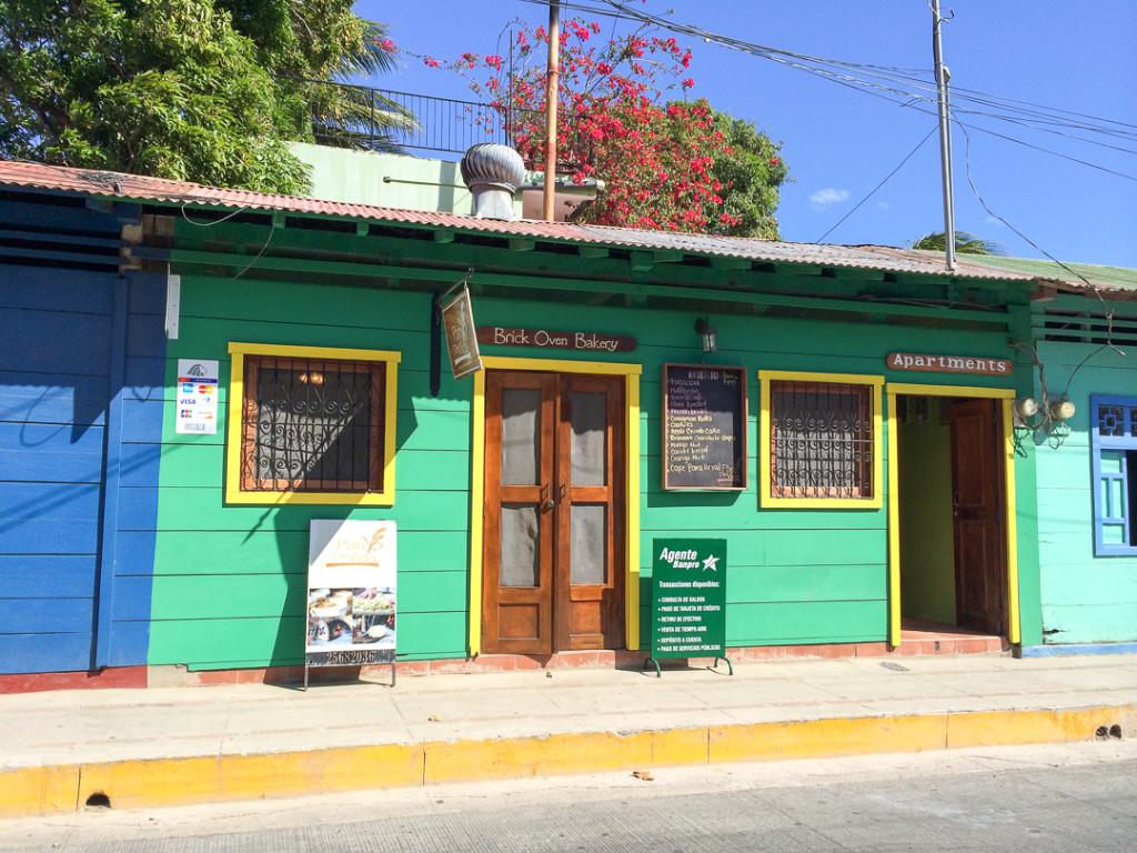 Boulangerie de San Juan del Sur