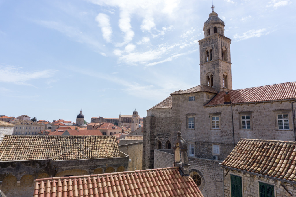 Centre-ville historique de Dubrovnik