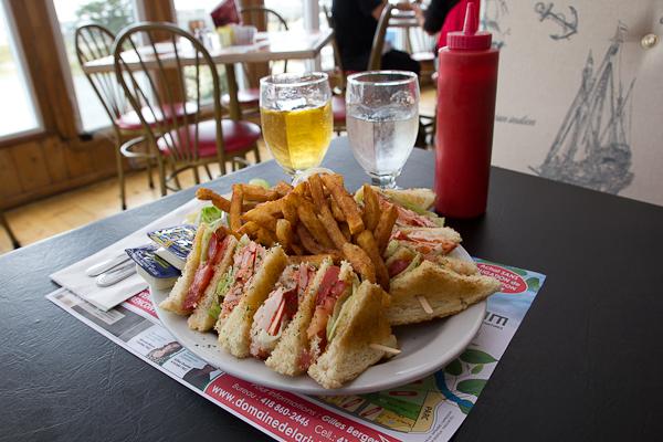 Club homard - Au Boucaneux