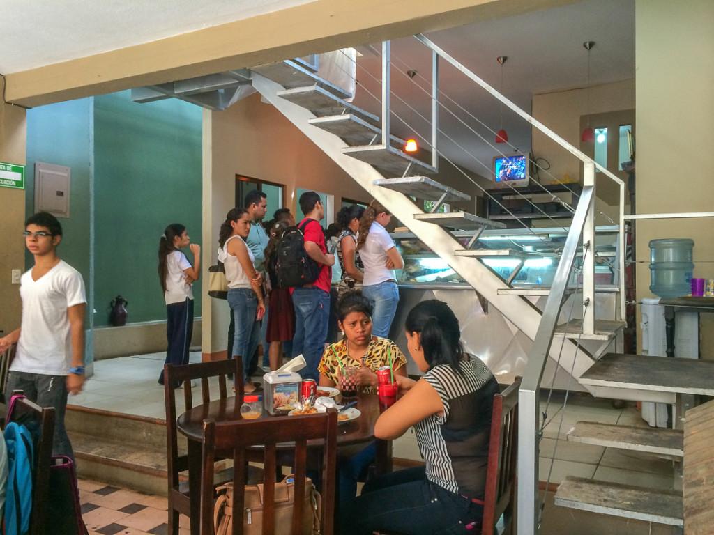 Comedor - Cafeteria du Nicaragua