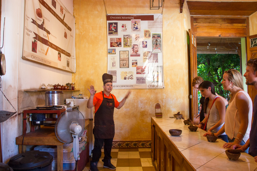 Cours de chocolaterie - Granada - Choco Museo