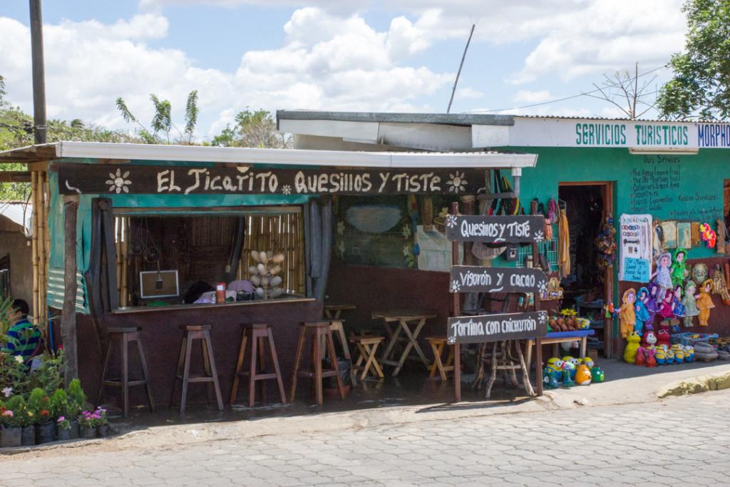 Gargotte de Catarina - Autour de Granada - Nicaragua