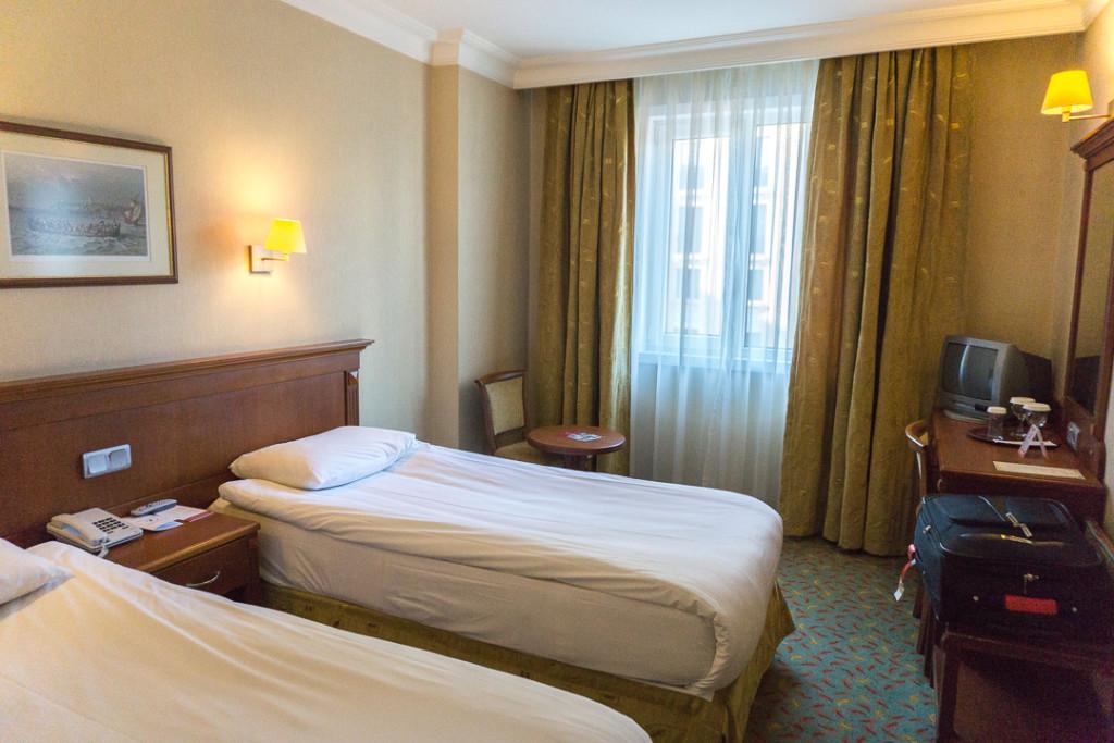 Grand Yavuz Hotel - Istanbul - Chambre - Quartier Sultanahmet