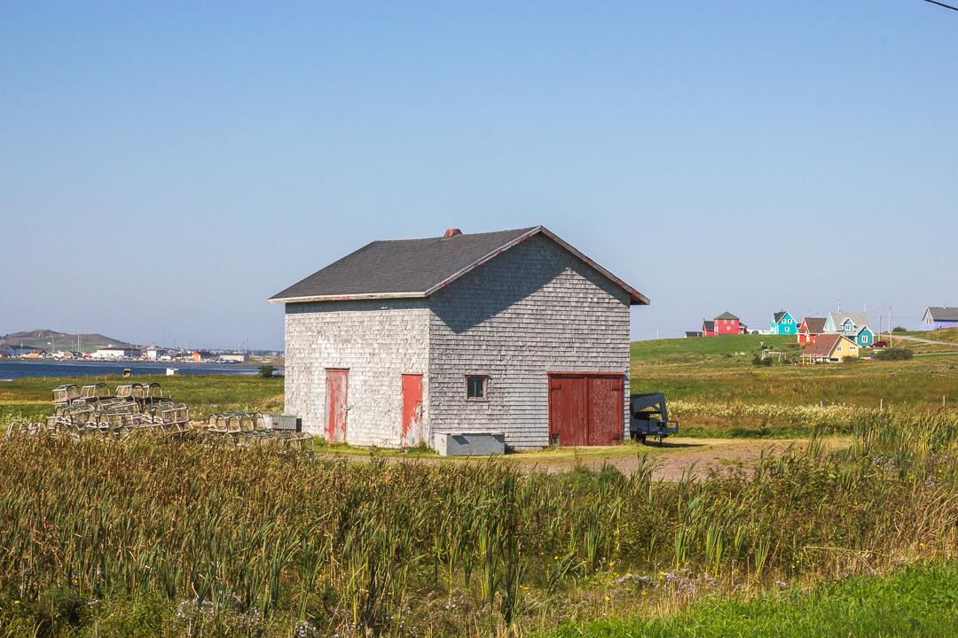 Havre-aux-Maisons - maison de pêcheurs - iles de la Madeleine, à voir au Québec