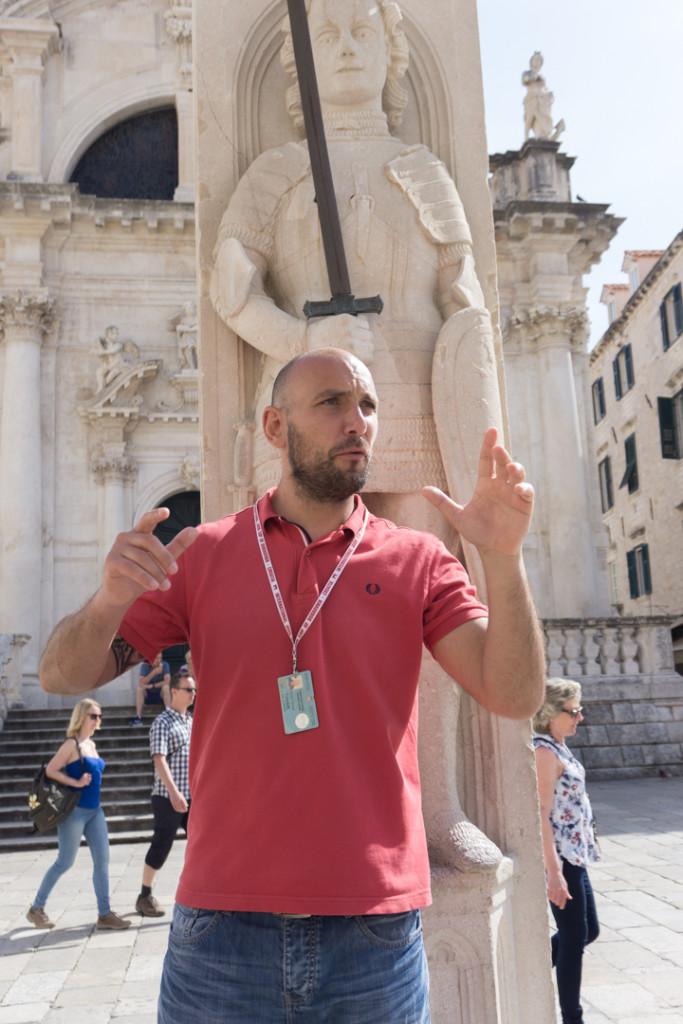 Ivan - Guide touristique - Dubrovnik