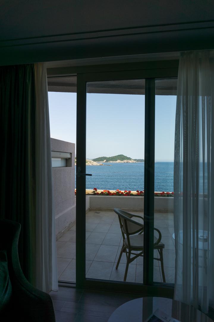 Mon balcon - Hotel Rixos Libertas
