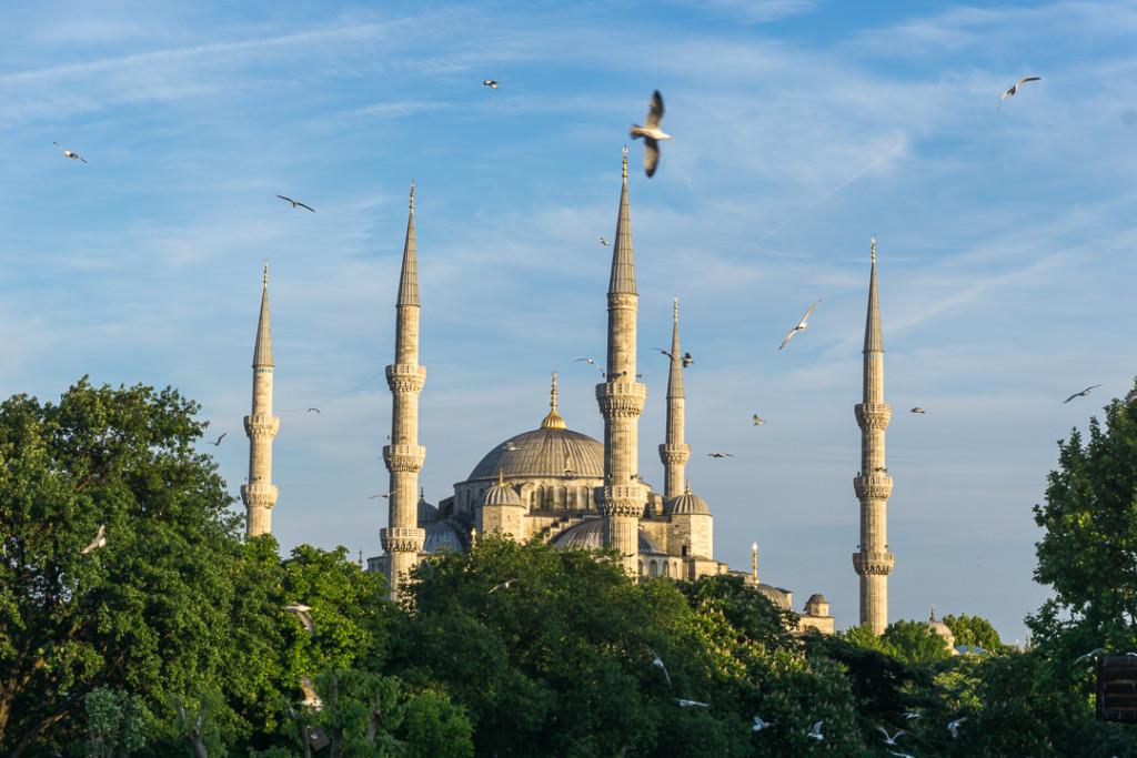 Mosquee bleue - Istanbul, Turquie