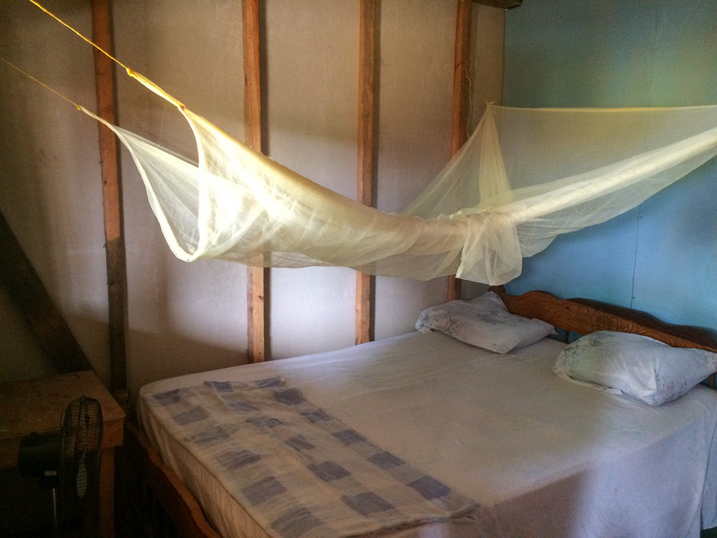 Moustiquaire - Chambre - Little Corn Island–Coolspot Graces Place