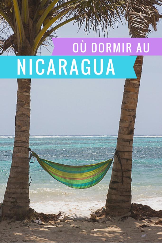 Où dormir au Nicaragua - Hébergement