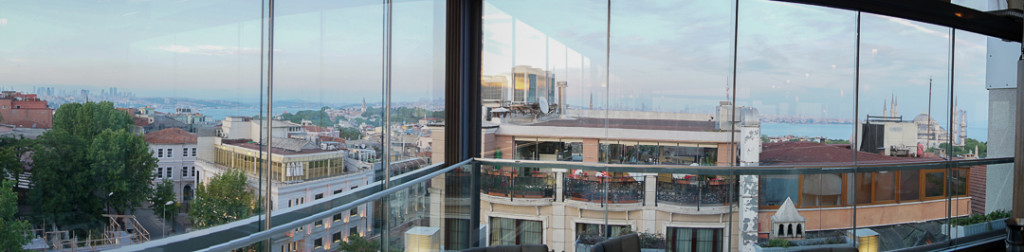 Panorama du Pierre Loti Hotel