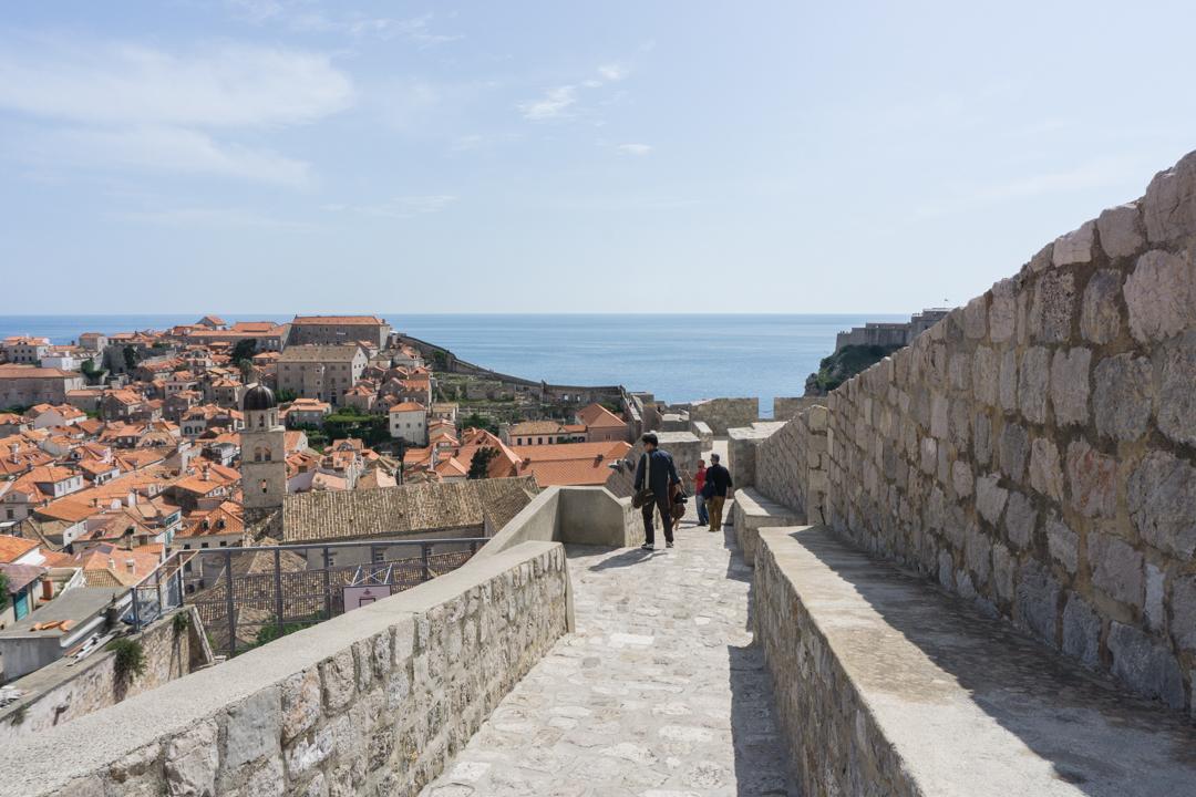 Remparts de Dubrovnik
