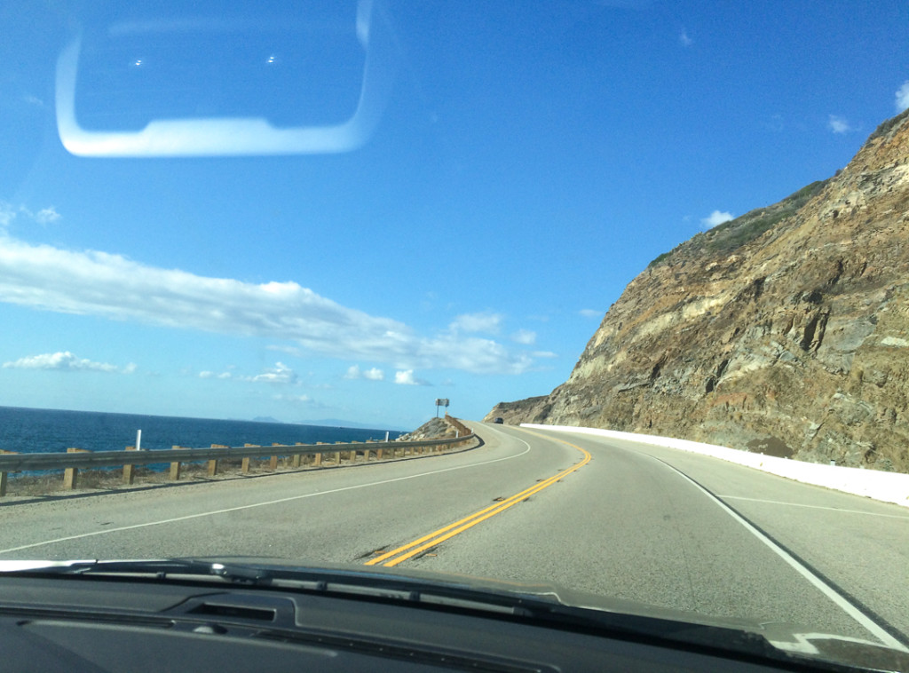 Route de Californie