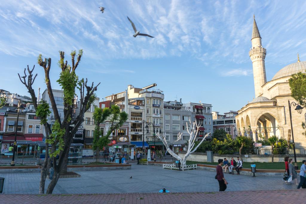 Rue dIstanbul - Turquie