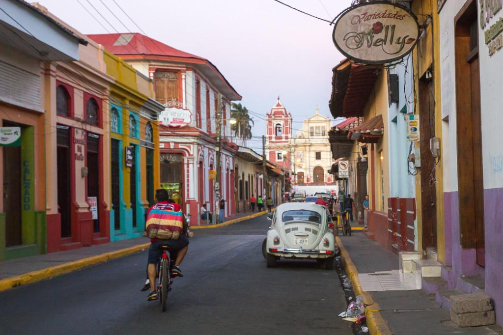 Rue de Leon - Nicaragua