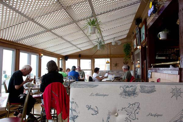 Salle a manger - Au Boucaneux - Riviere-du-Loup