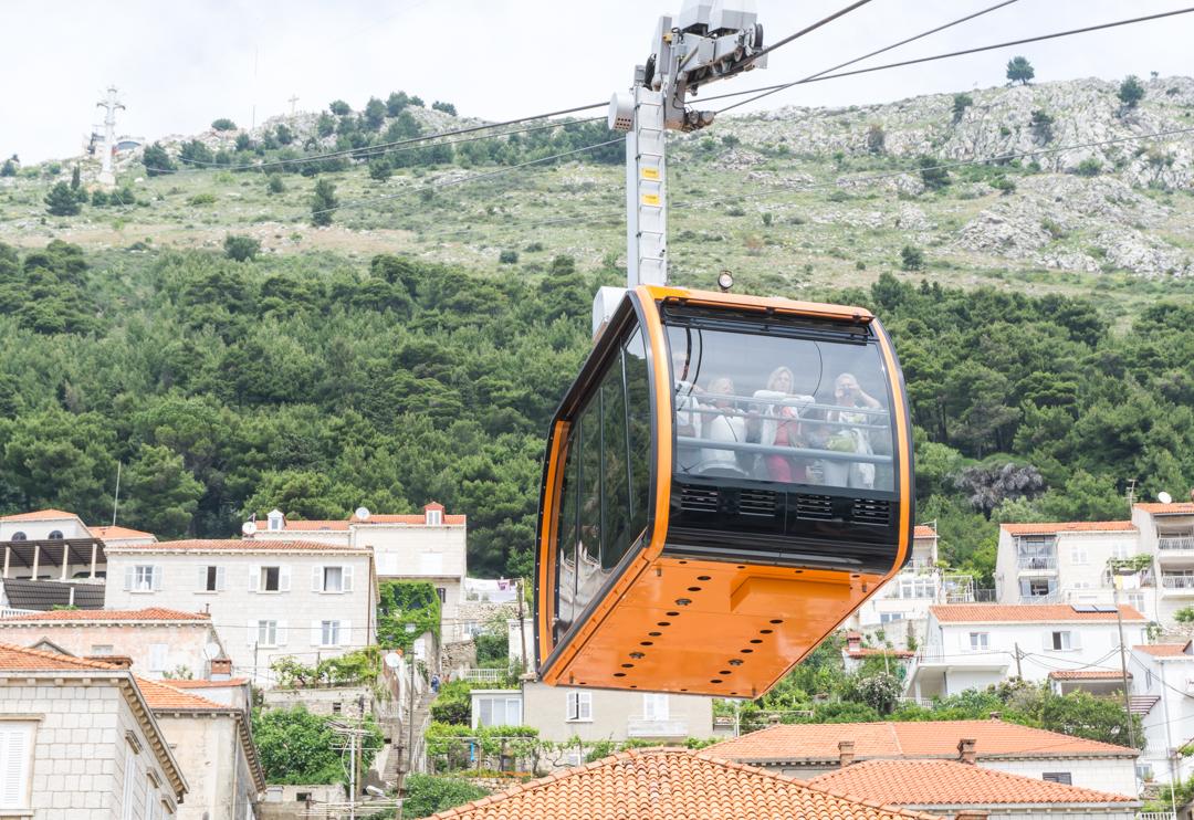 Telepherique Dubrovnik