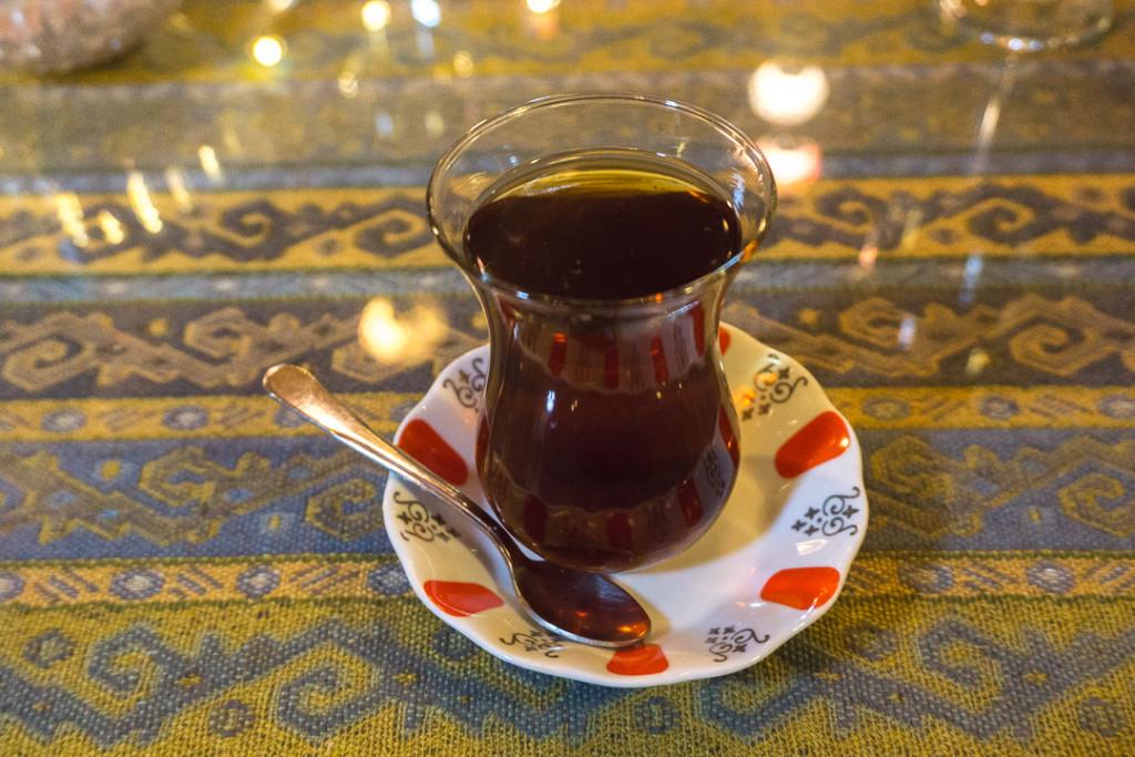 The turque - un classique a la fin dun repas