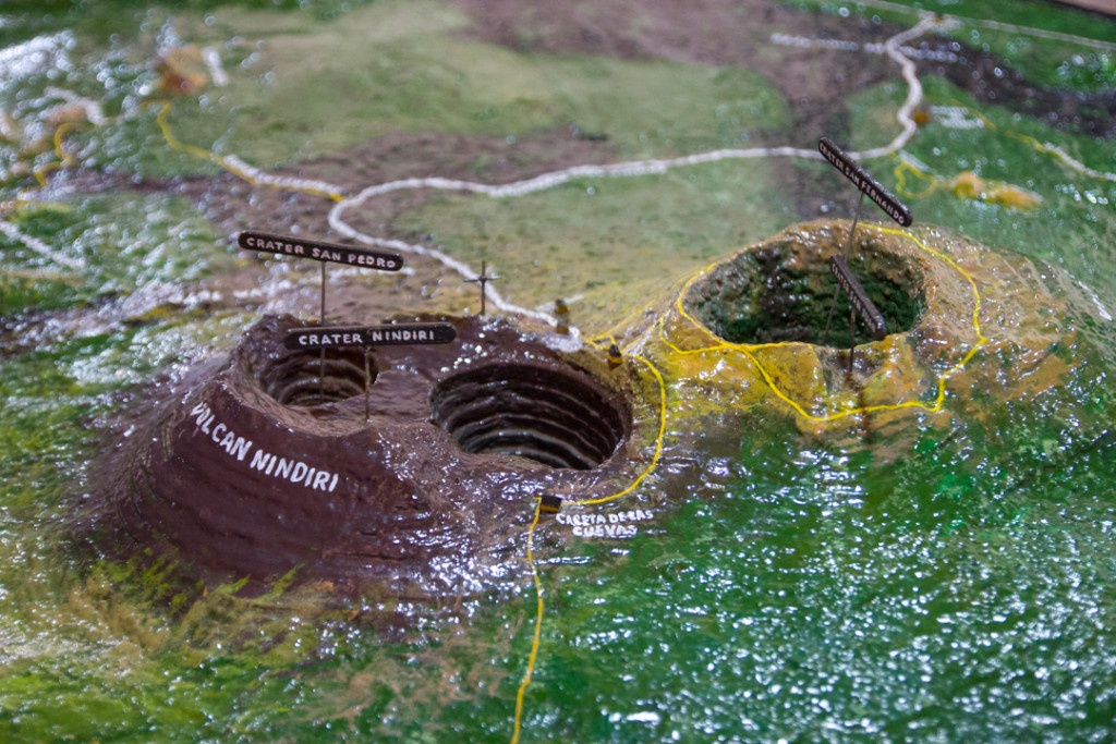 Volcans de Granada et environs