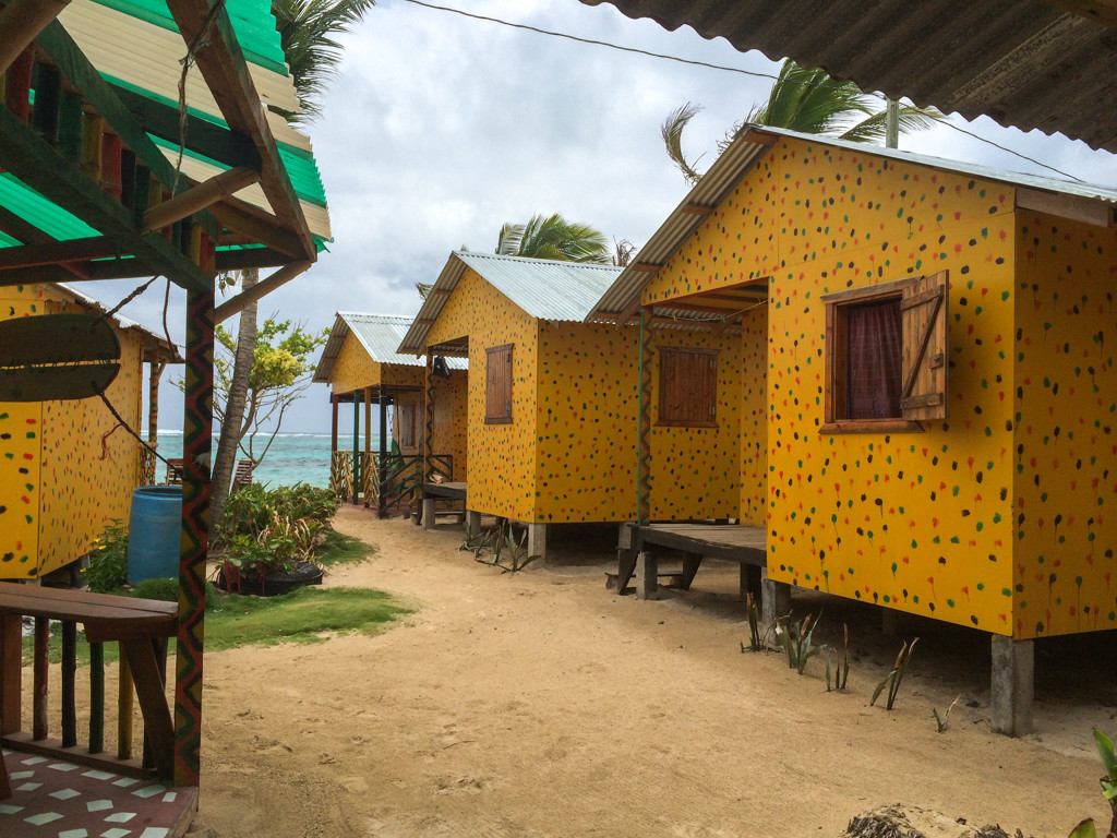 Vue de la chambre - Chambre - Little Corn Island–Coolspot Graces Place