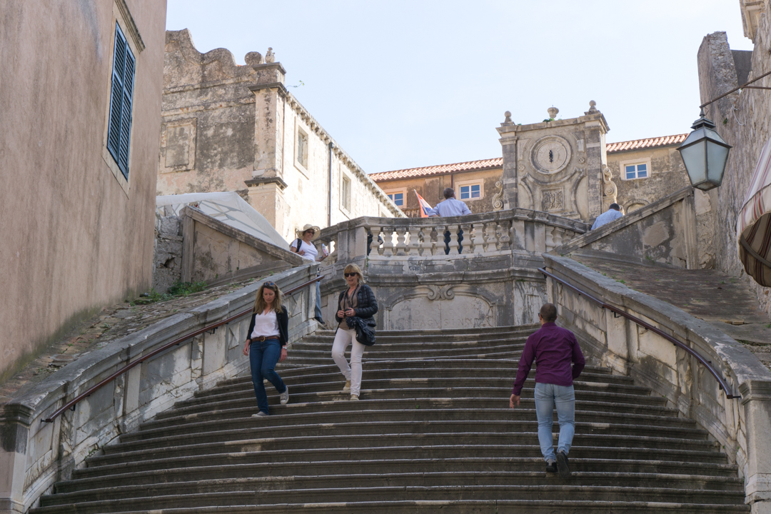 Walk of Shame - Game of Thrones - Dubrovnik