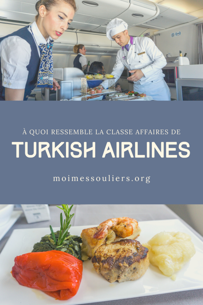 Classe Affaires Turkish Airlines