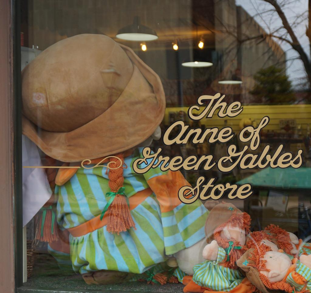 Anne of Green Gables - Quoi faire à Charlottetown