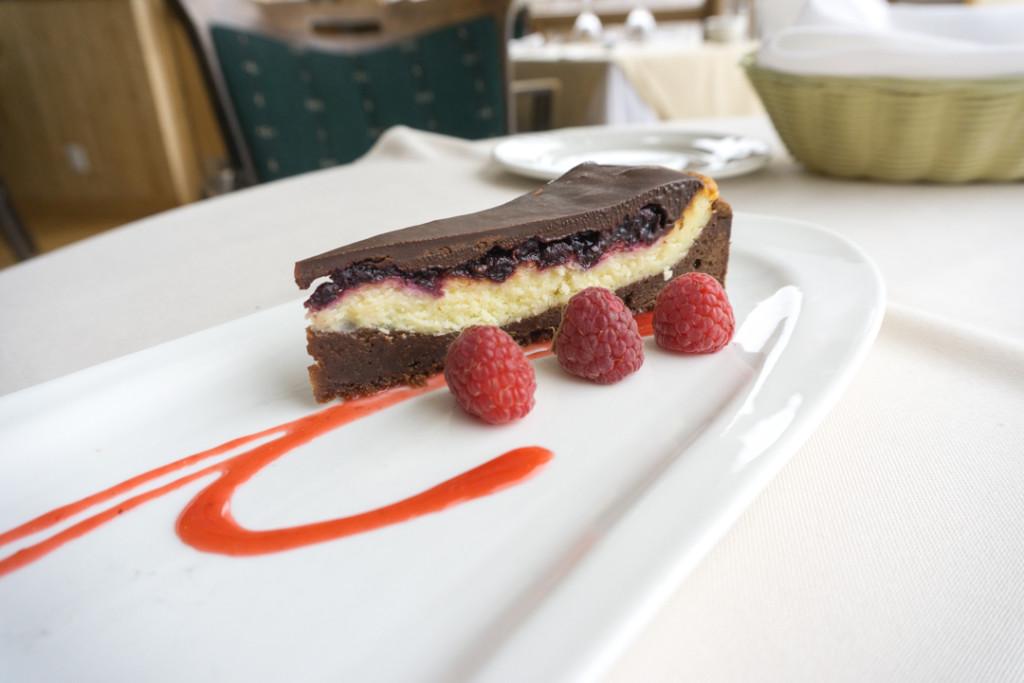 Auberge des Battures - Jennifer Dore Dallas - dessert