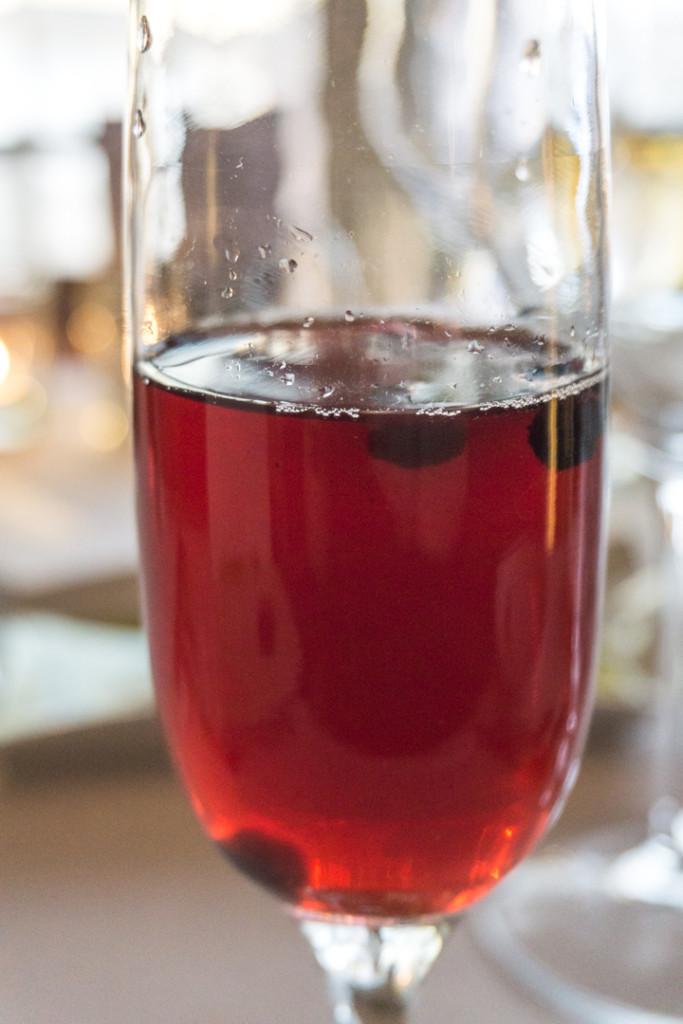 Auberge des Berges - Jennifer Dore Dallas - cocktail local
