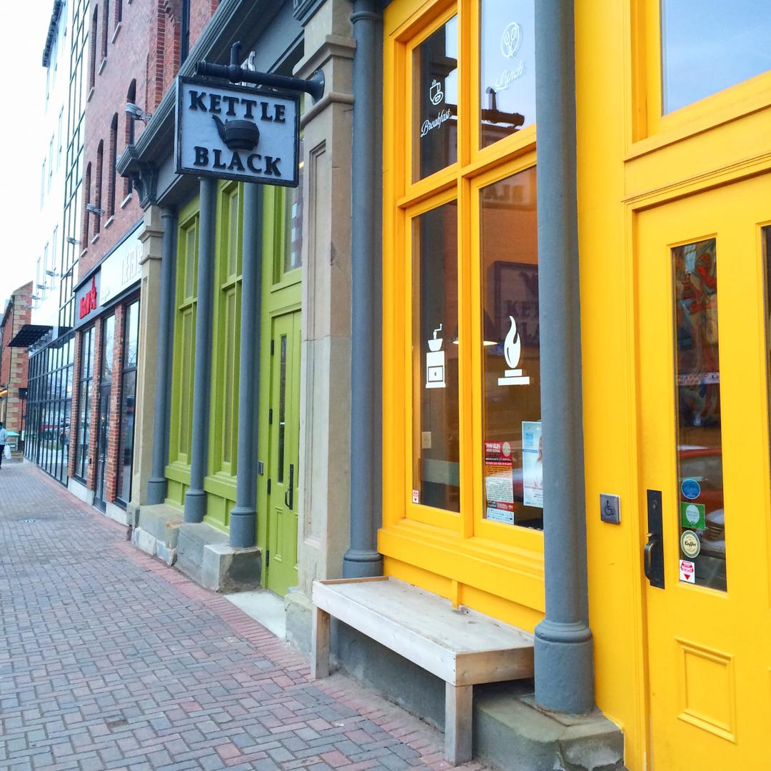 Cafes de Charlottetown